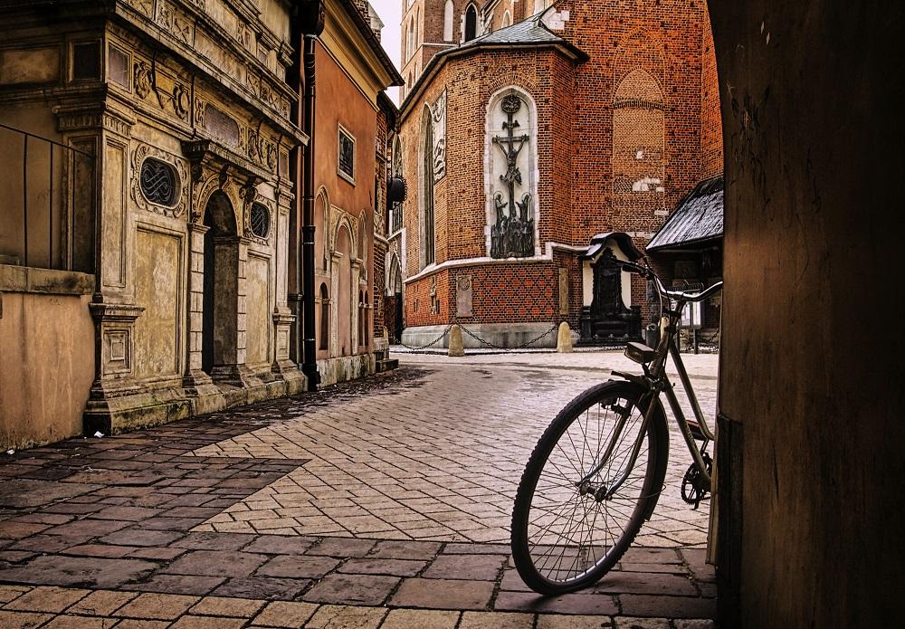 używane rowery miejskie